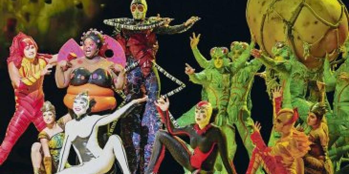 Cirque du Soleil ofrece sus espectáculos gratis desde su web