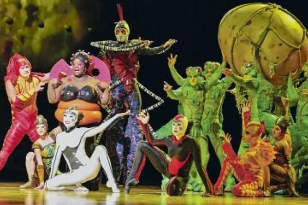 Cirque du Soleil podría declararse en quiebra y crea plataforma virtual para ver shows