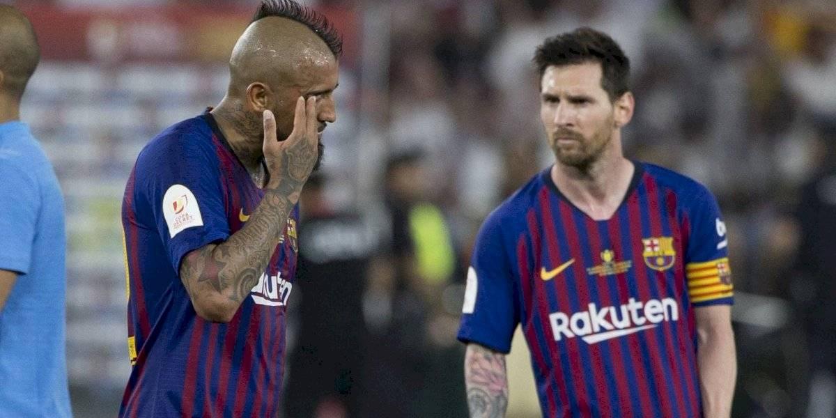 Sufre Vidal: Barcelona sería el equipo con la reducción salarial más grande del mundo por el coronavirus