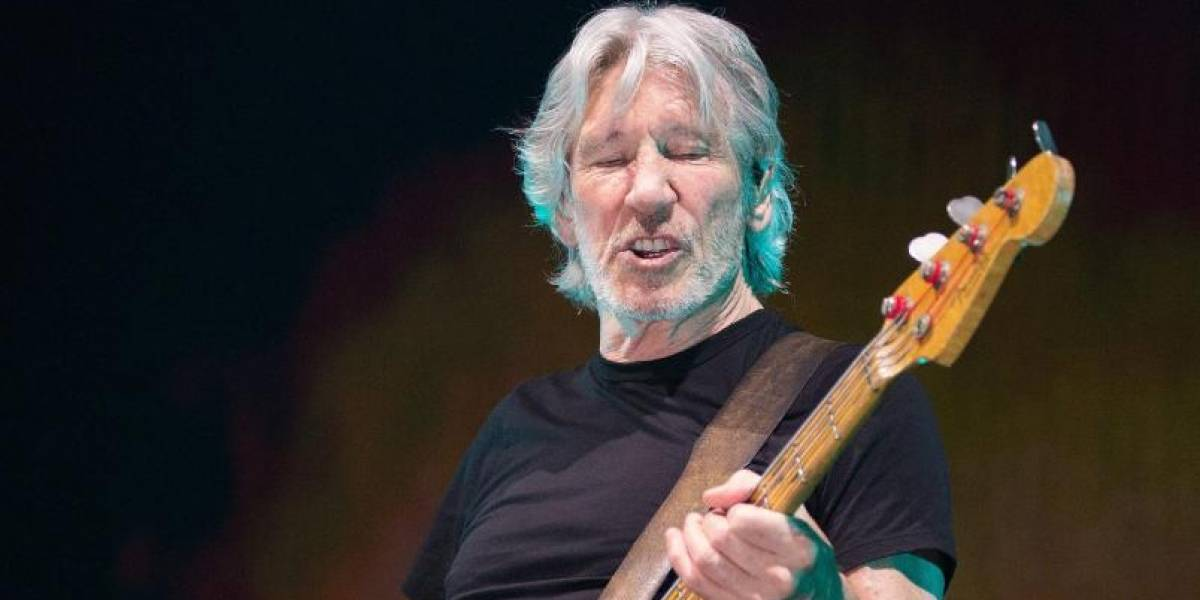 """Roger Waters canta """"El Derecho de Vivir en Paz"""" y envía mensaje a cuidarse ante el coronavirus"""