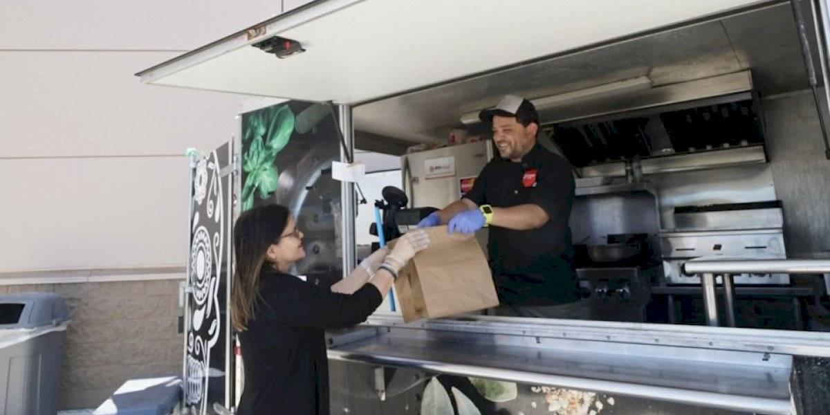Sam's Club ofrece espacio a los socios de negocio que tienen foodtrucks