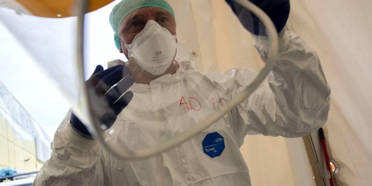 EEUU rebasa los 100,000 casos de coronavirus