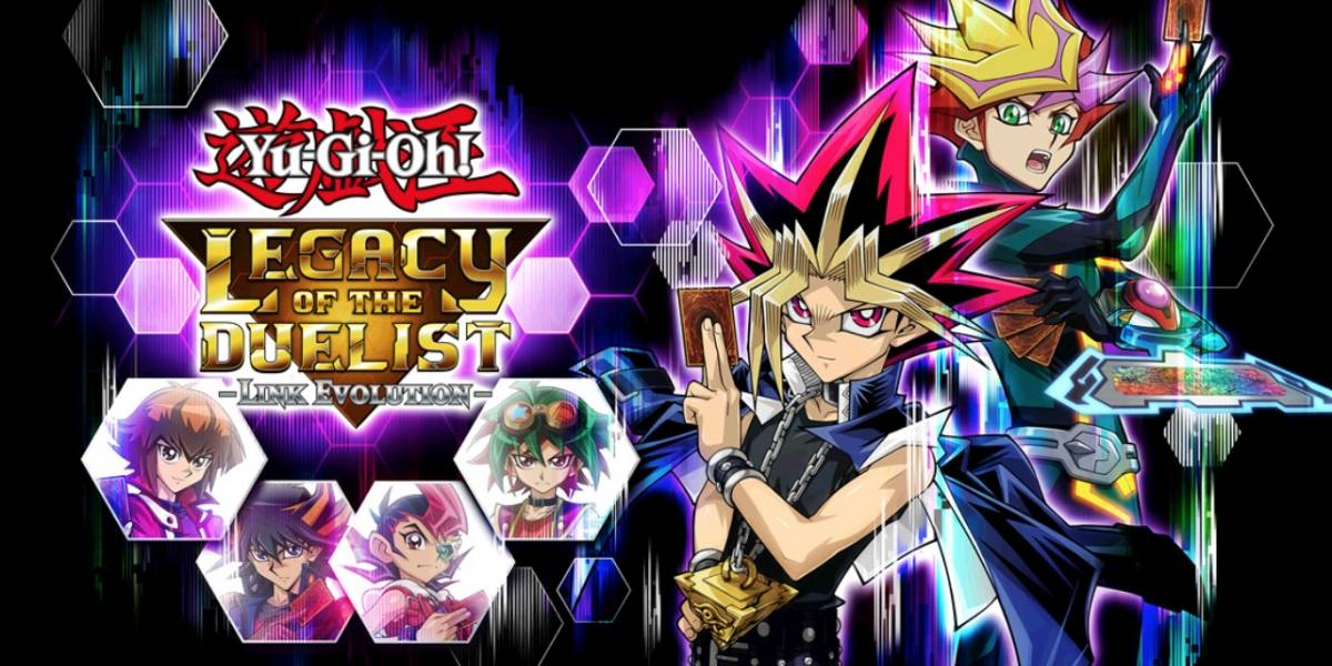 Review Yu-Gi-Oh! Legacy of the Duelist Link Evolution: ¡No tan rápido, Kaiba!