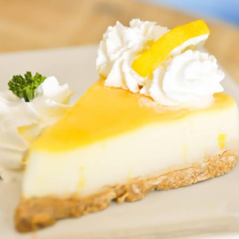 Cheesecake de limón y oreo