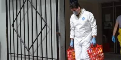 Se entregan más de 1.500 kits de comida a personas de escasos recursos
