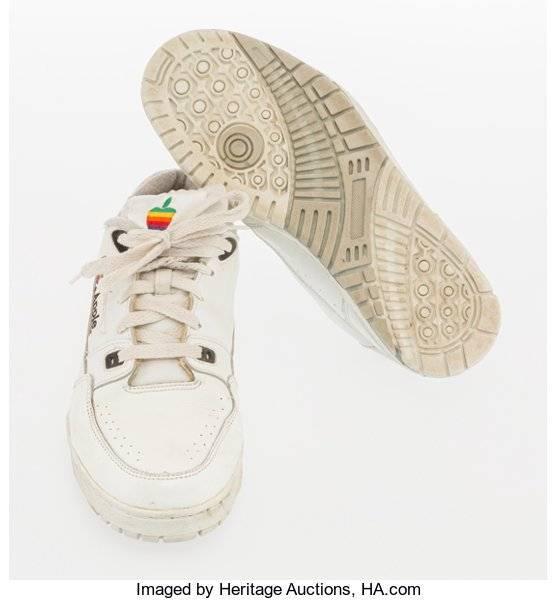 zapatillas apple usadas