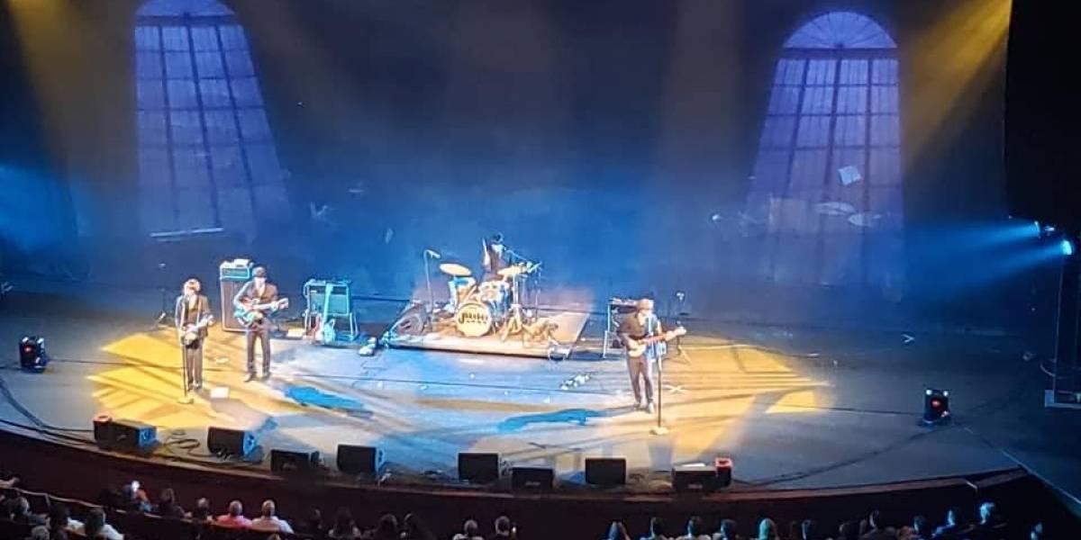 Tributo a los Beatles por Facebook Live
