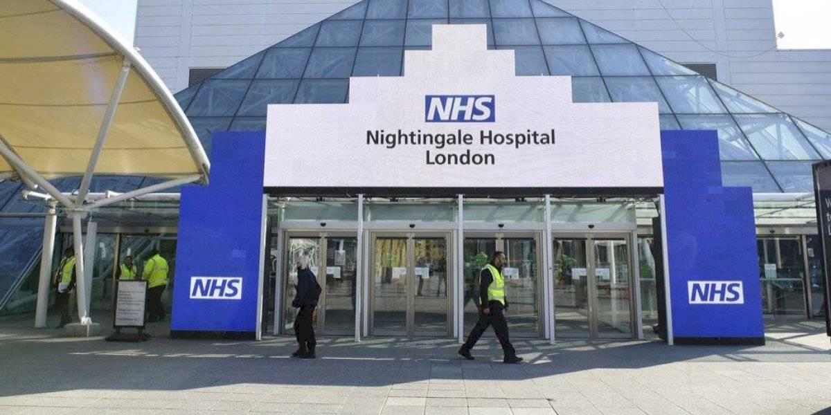 Reino Unido registra 260 fallecidos en un día por coronavirus y supera las mil víctimas fatales
