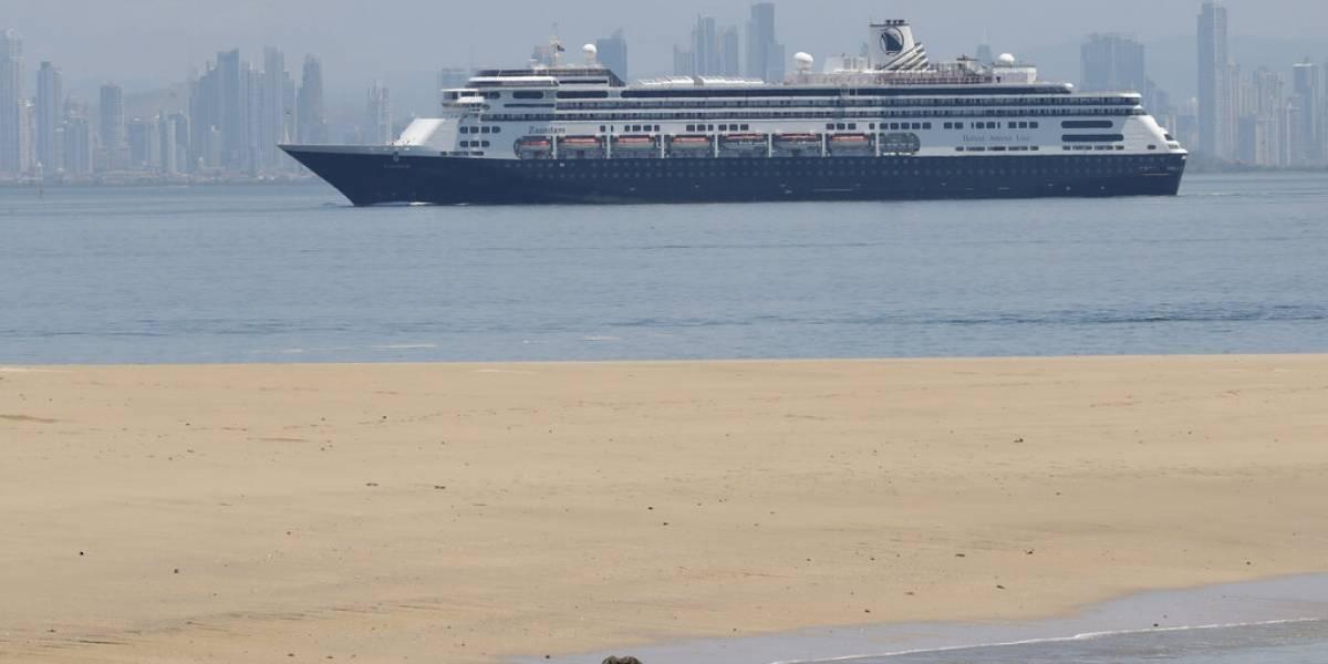 Mueren cuatro pasajeros en crucero frente a Panamá