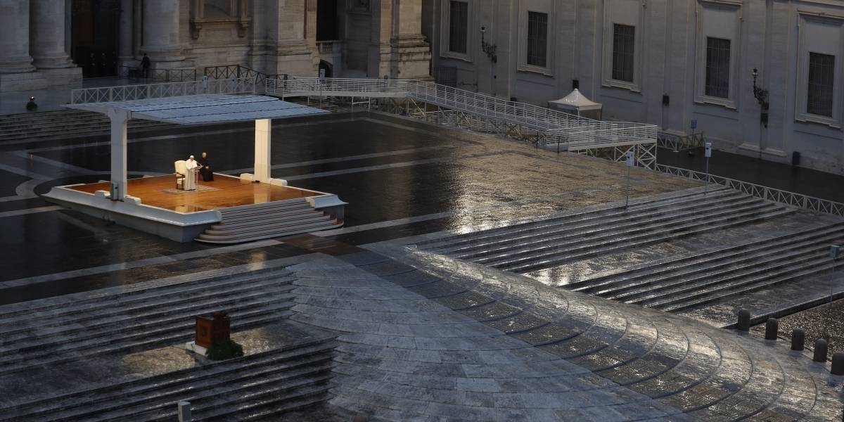 El Vaticano confirma seis casos de COVID-19