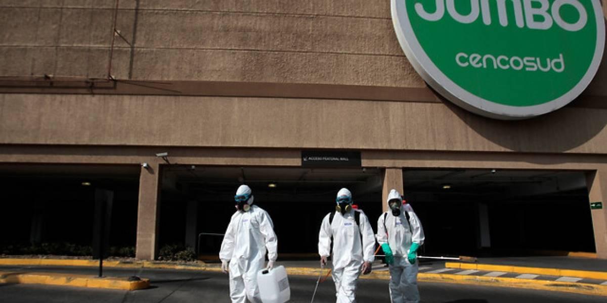 Emergencia por posible contagio: mujer con coronavirus provocó cierre preventivo de mall en Las Condes