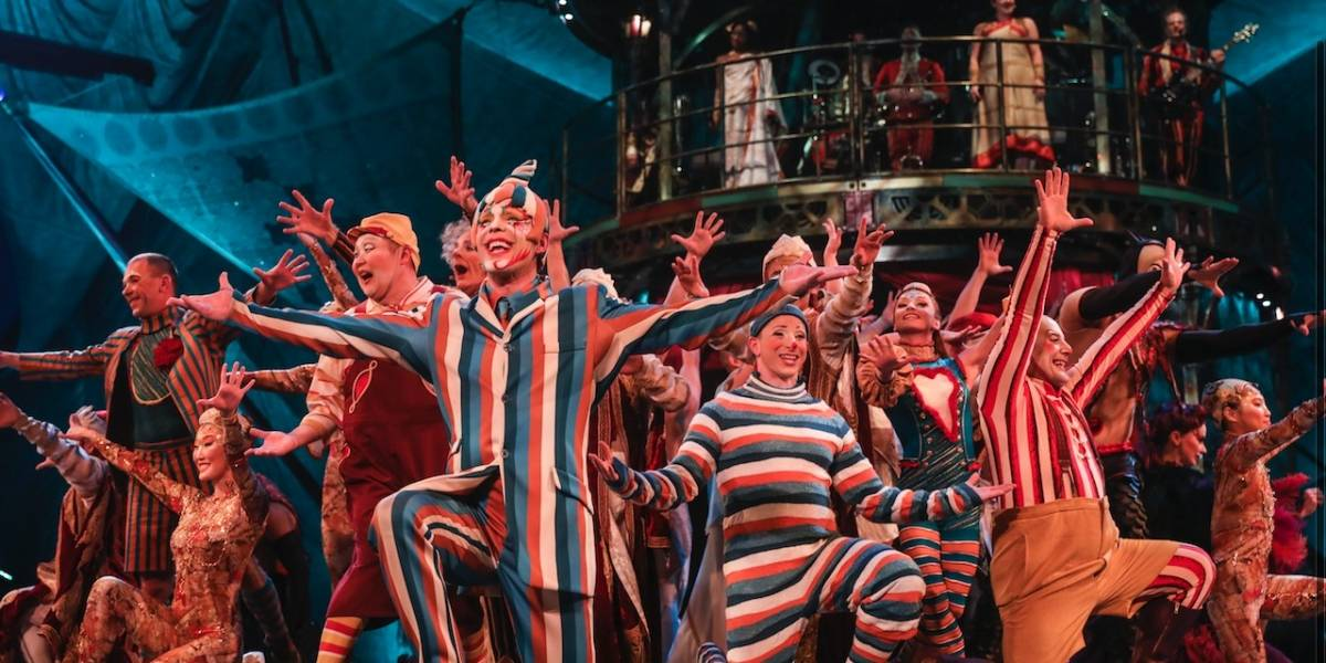 Cirque du Soleil ofrecerá sus mejores espectáculos en su página web para pasar la cuarentena