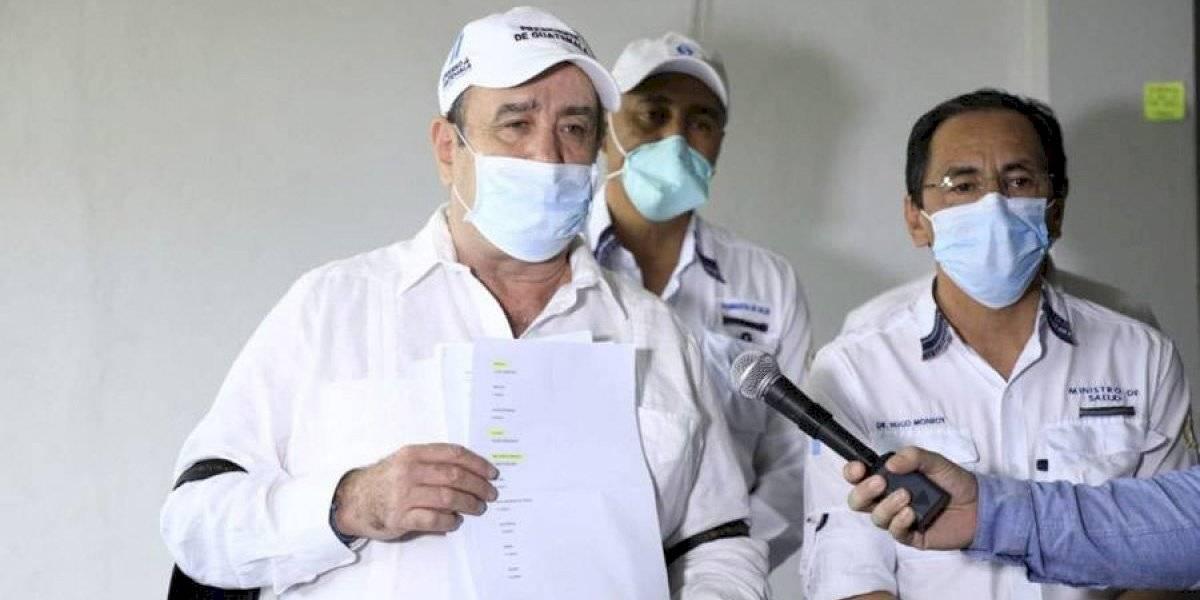 Toque de queda: La PNC reporta que van 2 mil 998 capturados