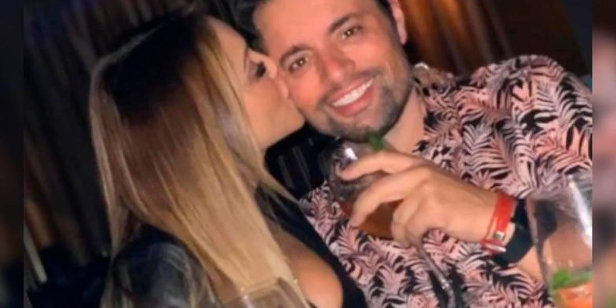 """Daniel Valenzuela envía romántico saludo a Marité Matus por su cumpleaños: """"He caído en tentación"""""""