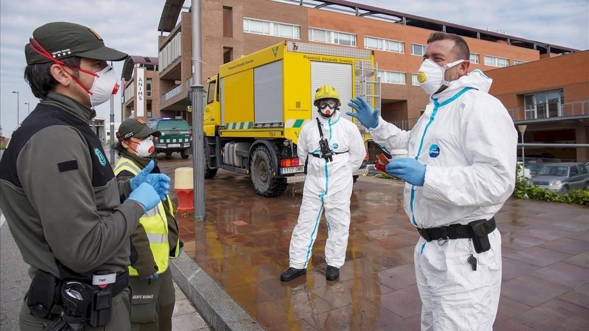 Coronavirus: España registra récord de 832 muertos en solo 24 horas