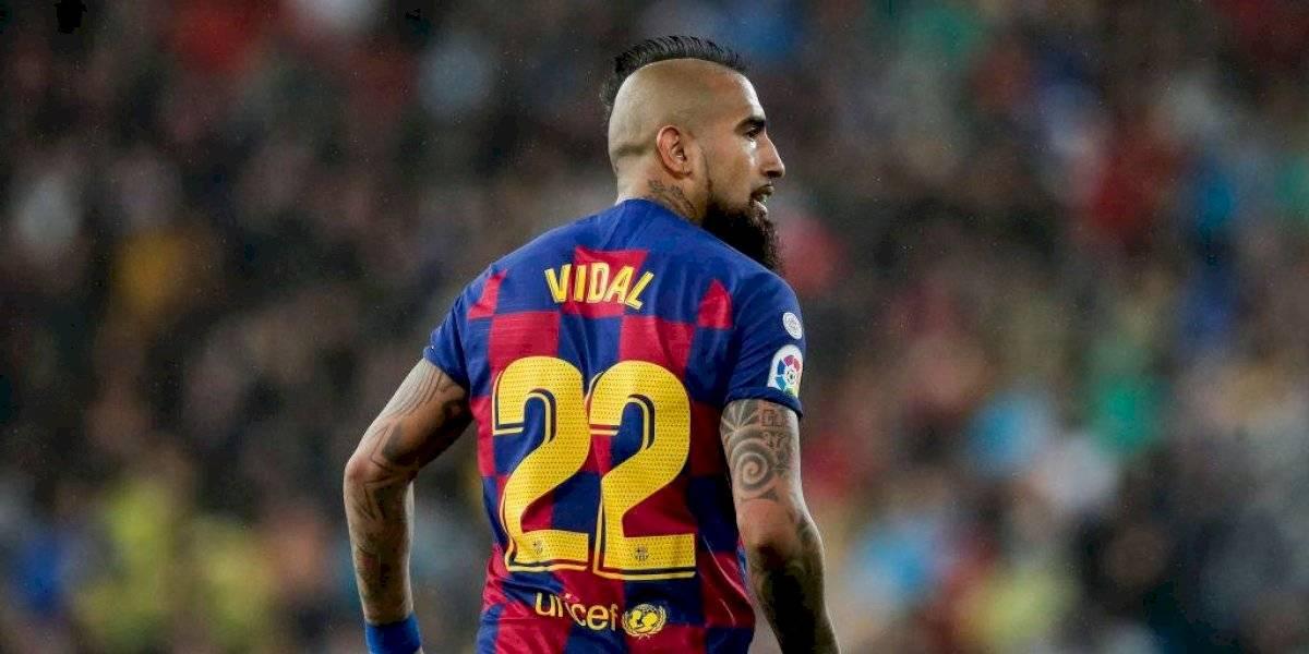 Sigue la teleserie en Europa: Prensa española afirma que Arturo Vidal está muy cerca de llegar al Inter
