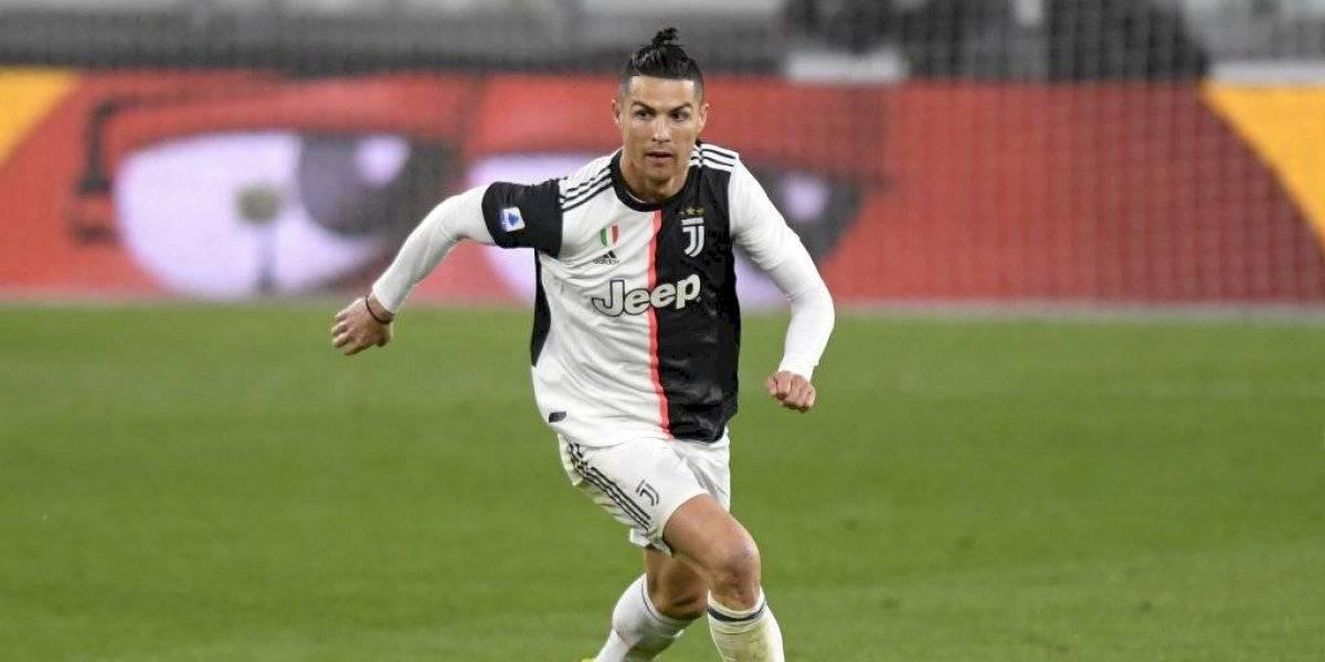 Cristiano Ronaldo aceptó rebajar su sueldo en medio de la crisis por la pandemia del coronavirus