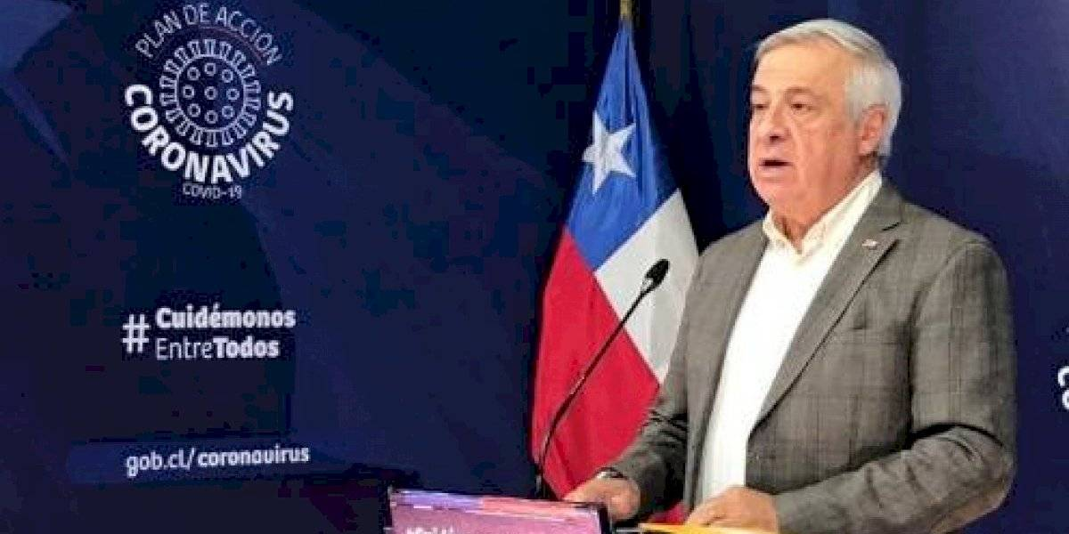 Adulta mayor de la Región de La Araucanía es la sexta víctima fatal por coronavirus en Chile