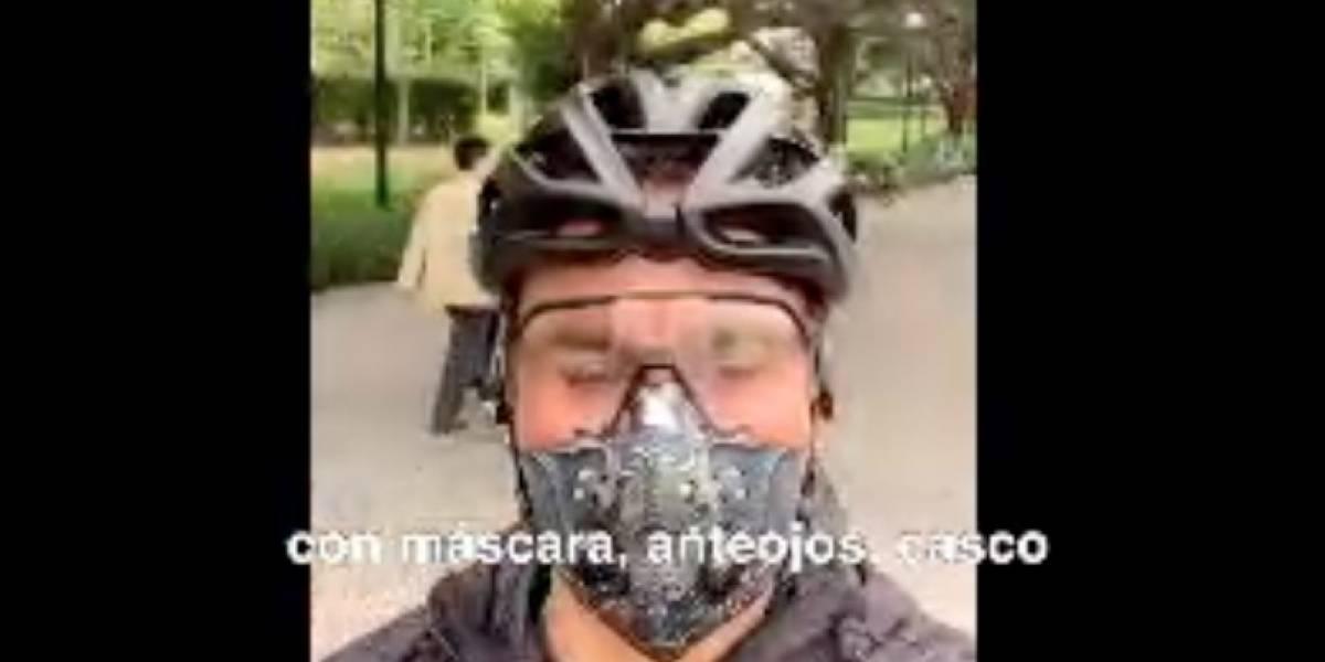 VIDEO: Cannavaro muestra cómo China vuelve a la normalidad, tras el coronavirus