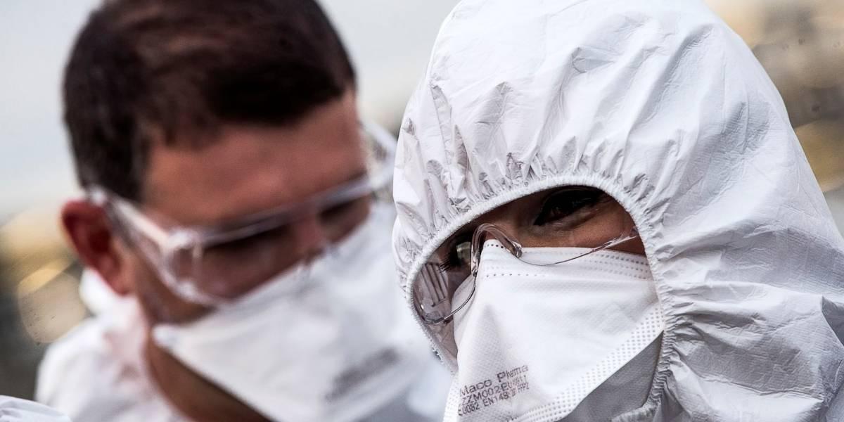 Los fallecidos en Italia por coronavirus alcanzaron los 10.779