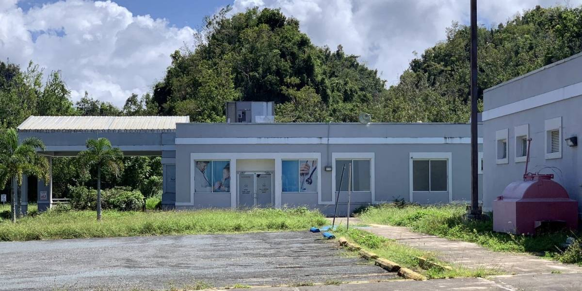 Alcalde Vega Baja dice hay CDT cerrado desde el Huracán María que puede habilitarse como centro para tratar casos de COVID-19
