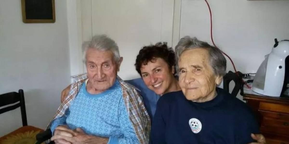 Alberto: un abuelo italiano que tiene 101 años y superó el coronavirus