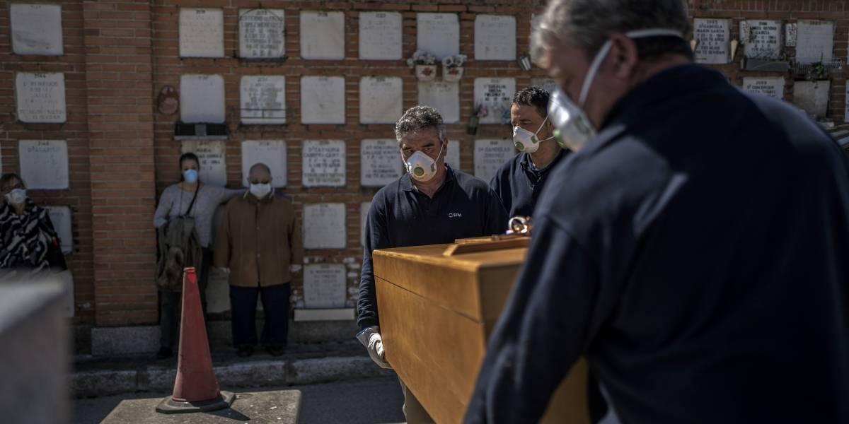 España e Italia piden ayuda contra el coronavirus