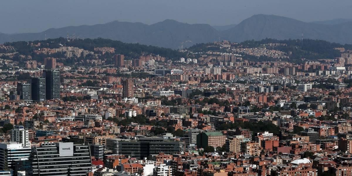Aire en Bogotá presenta gran mejoría en tiempos de cuarentena