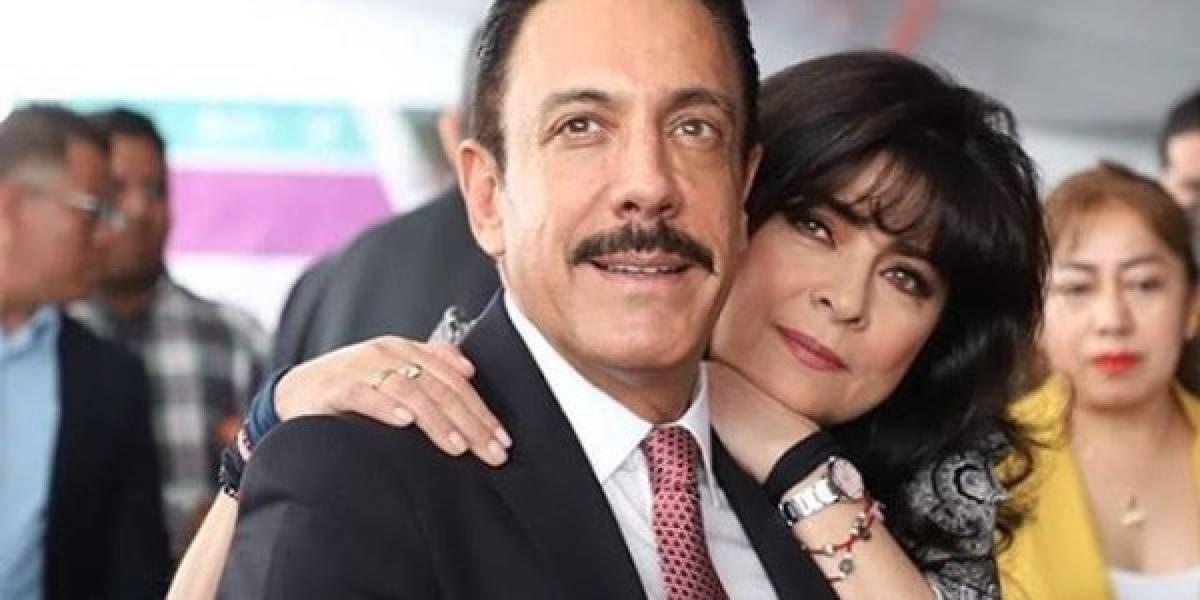 Así comenzó la historia de amor entre Omar Fayad y Victoria Ruffo