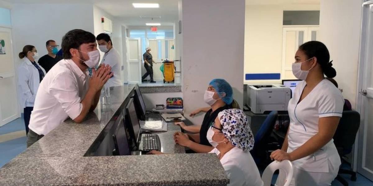 Bebé de un año es el paciente más joven con coronavirus en Colombia