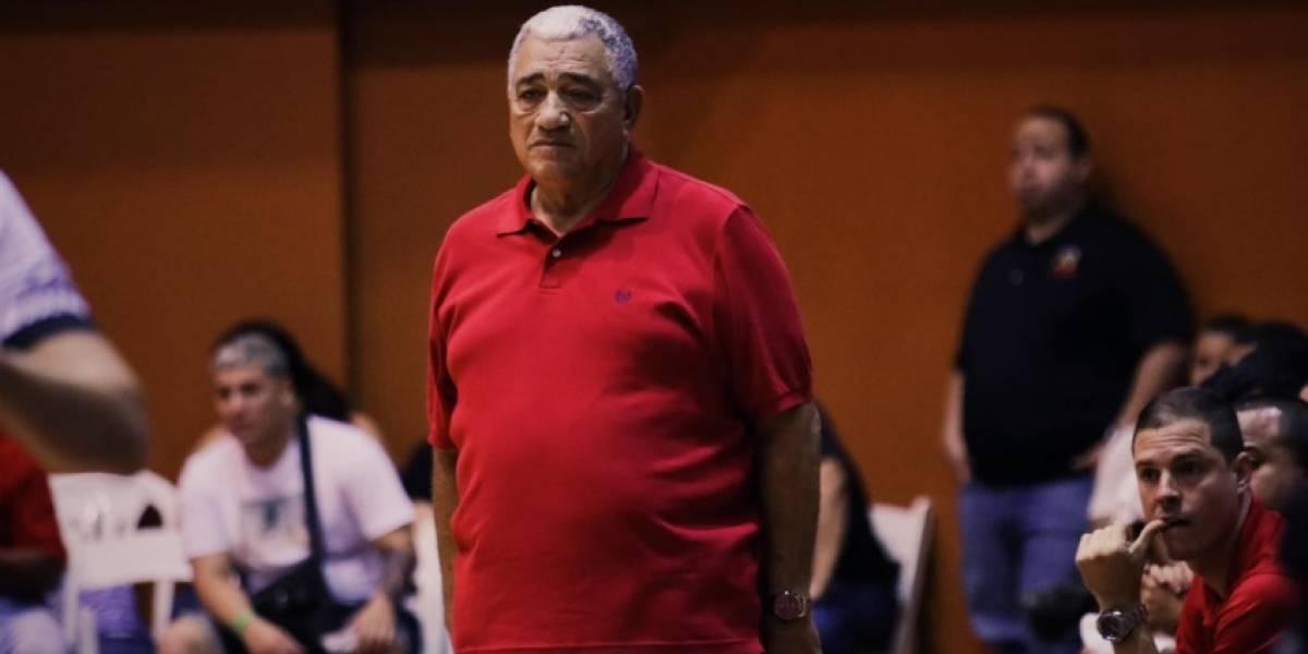 Dirigente de baloncesto Flor Meléndez da positivo a coronavirus