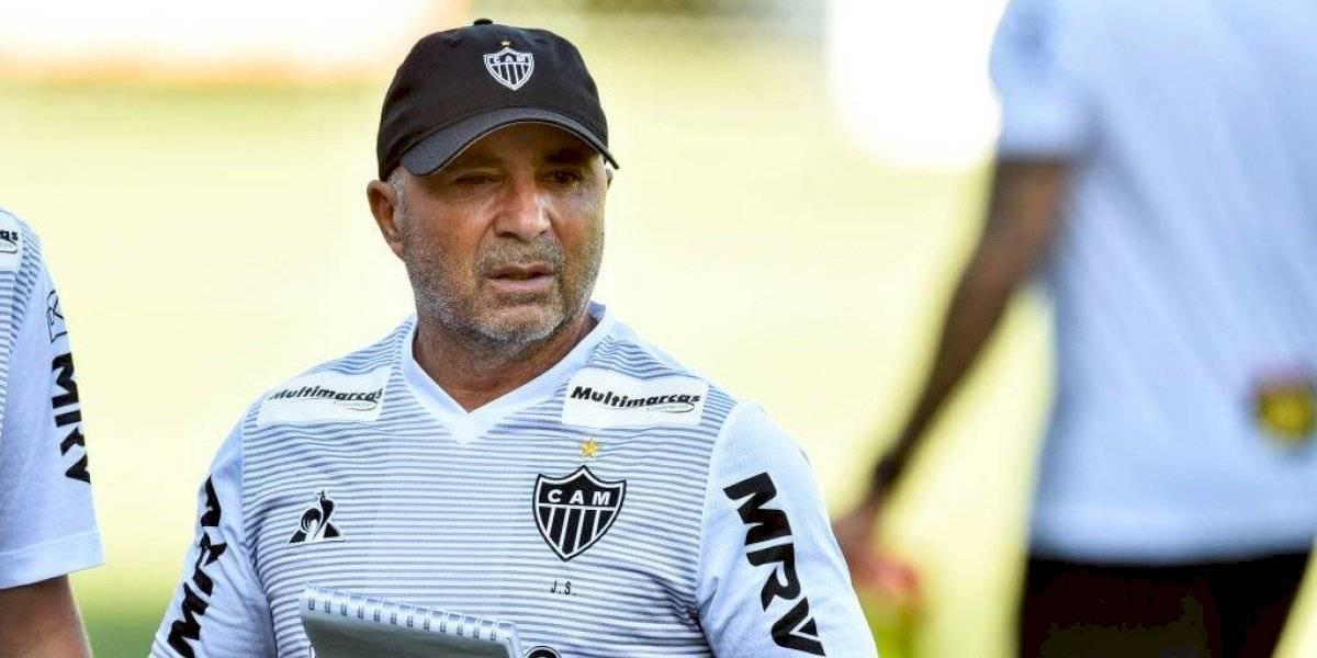"""Ex seleccionado brasileño se lanzó con todo contra Sampaoli: """"Es un mentiroso y de fútbol no sabe nada"""""""