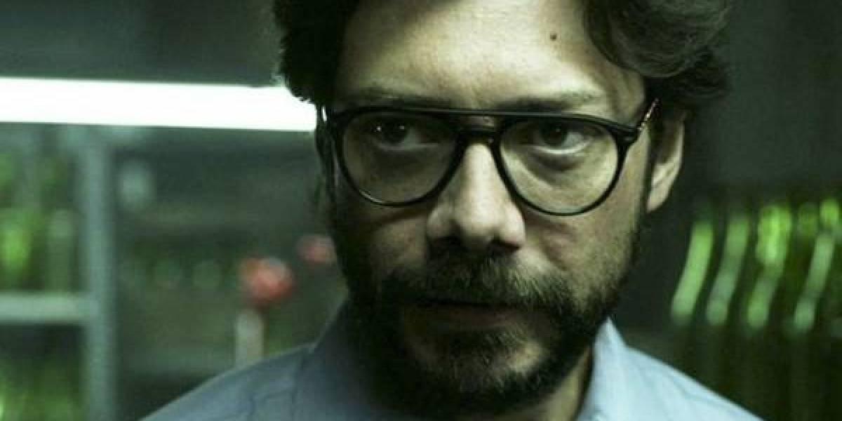 La Casa de Papel: Álvaro Morte, o professor, revela qual personagem gostaria de interpretar na série