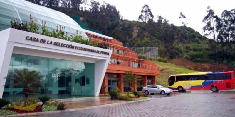 FEF pone a disposición la Casa de la Selección para pacientes con ...