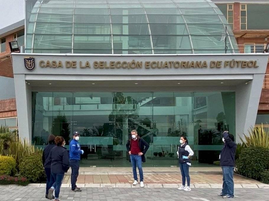 FEF pone a disposición la Casa de la Selección para pacientes con coronavirus