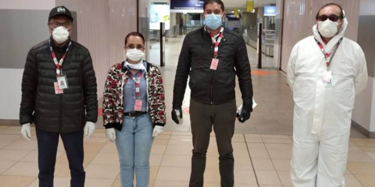 Más de 50 menores ecuatorianos retornaron a Ecuador en vuelo humanitario de España