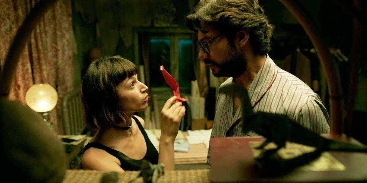 Nueva temporada de 'La Casa de Papel': 'El Profesor' y 'Tokio' revelan todos los detalles