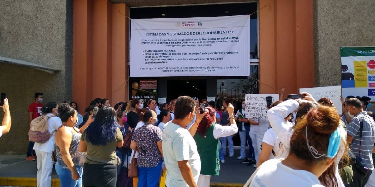 Agreden a enfermeras de Jalisco porque piensan que son portadoras de Covid-19