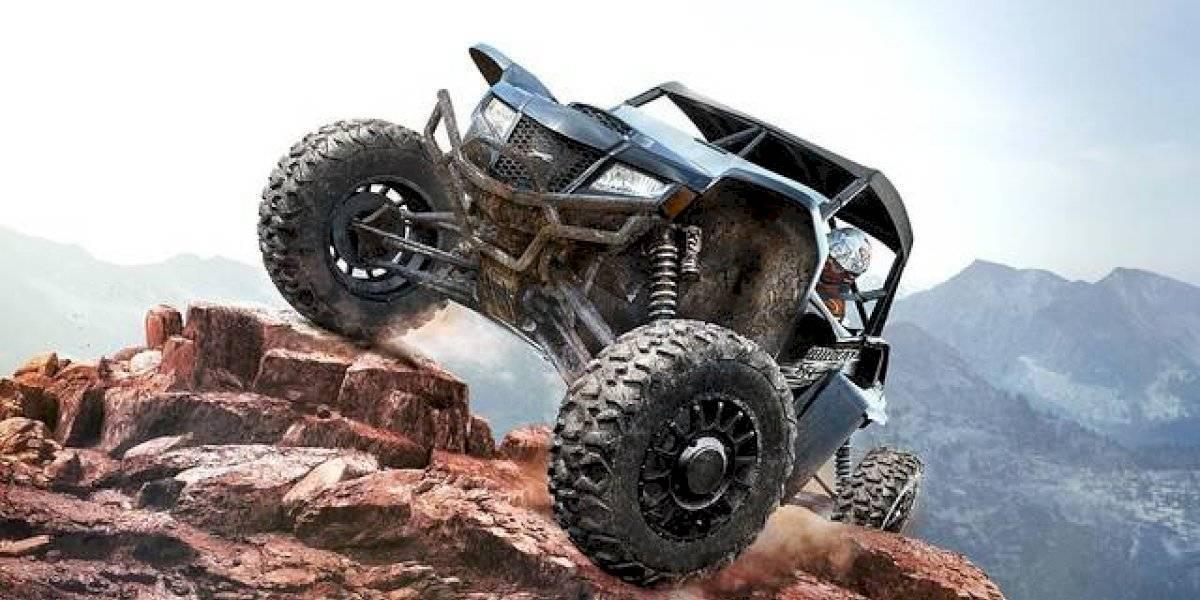 Game Overpass chega nesta semana para PlayStation 4