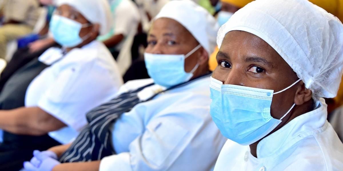 Continente africano tem quase cinco mil casos de covid-19
