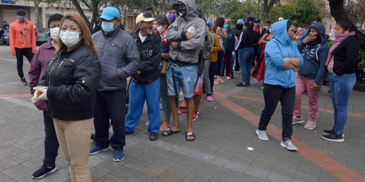 Vacuna y cifras de coronavirus en América: Ecuador, el tercero con más contagios de Latinoamérica