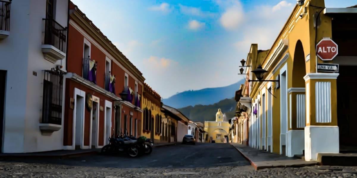 Antigua Guatemala estará cerrada durante Semana Santa