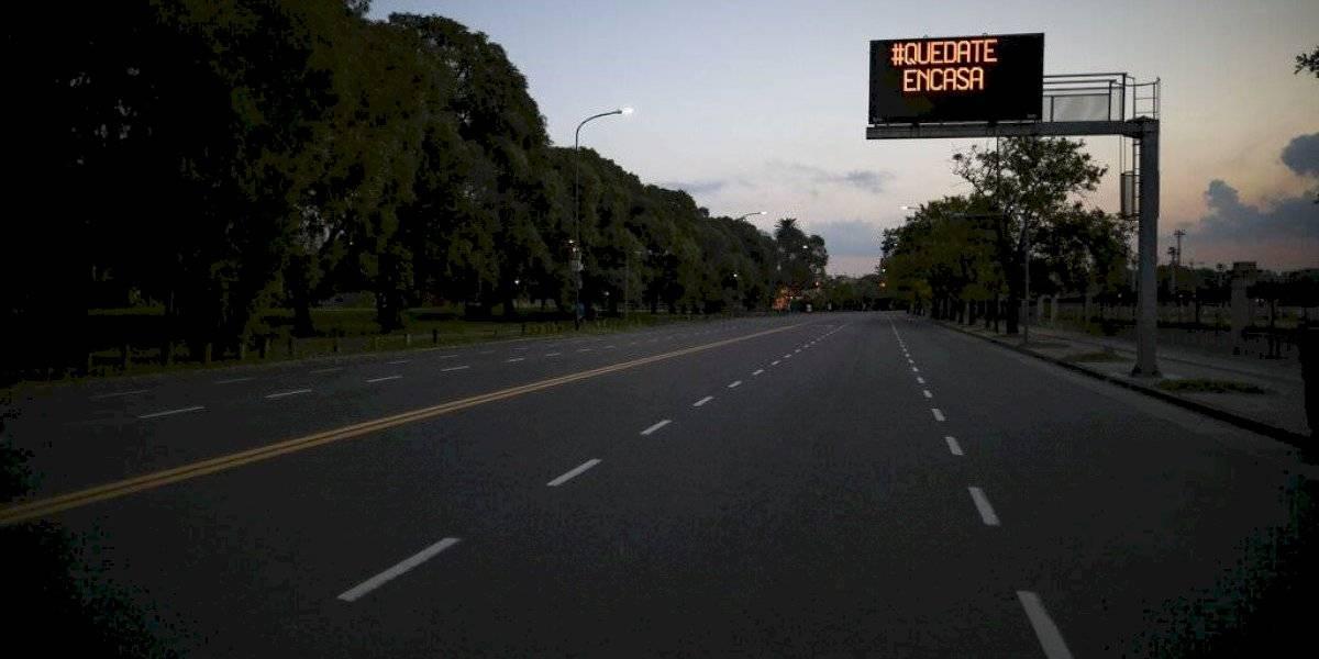 Argentina extiende cuarentena hasta el 12 de abril