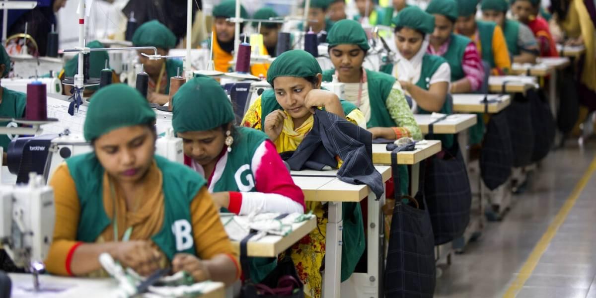 Coronavirus causa grandes pérdidas en sector textil en Bangladesh