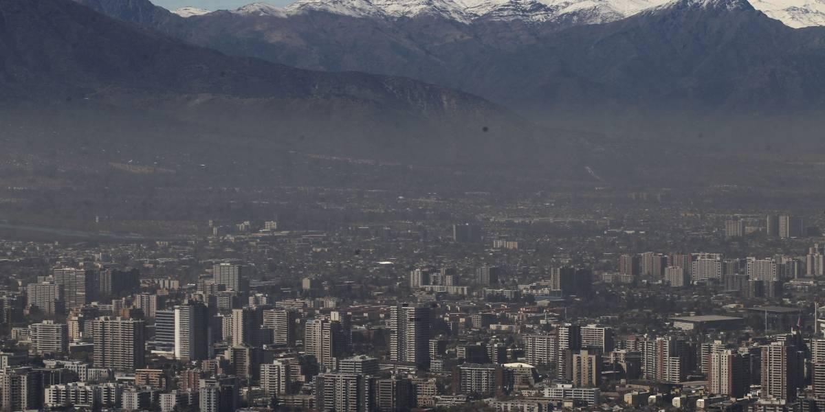 Lo que faltaba: Intendencia Metropolitana decreta Alerta Ambiental para este viernes