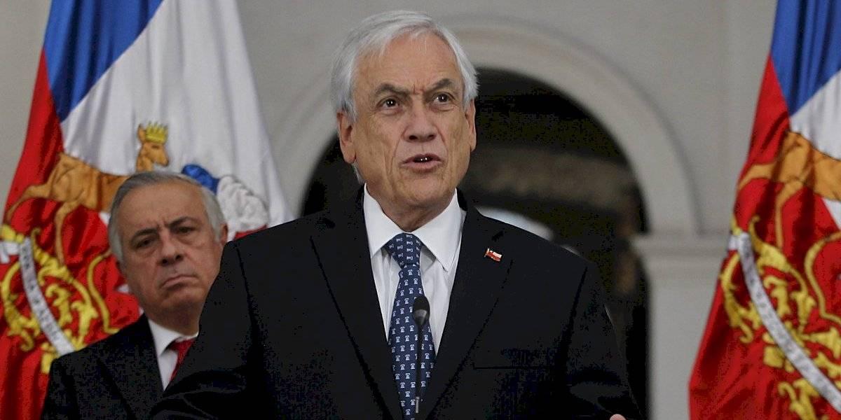 Cadem: aprobación a Piñera subió al 21% en medio de la crisis por coronavirus