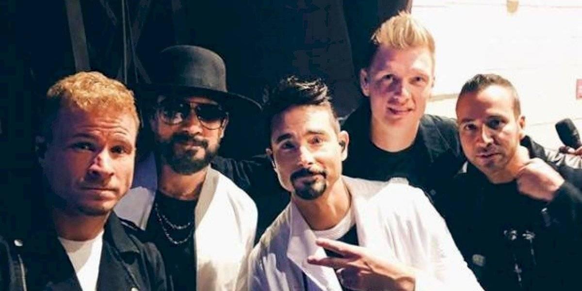 Cuarentena no impidió que Backstreet Boys cantara uno de sus clásicos en gran concierto virtual de Elton John