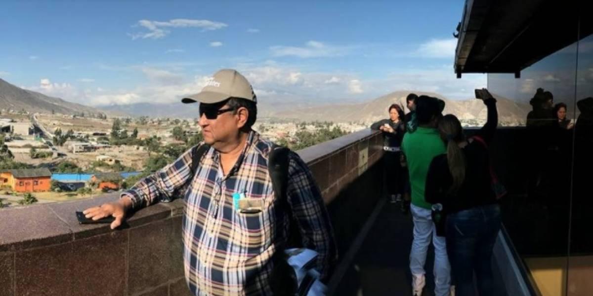 Periodista Ángel Sánchez fallece por coronavirus