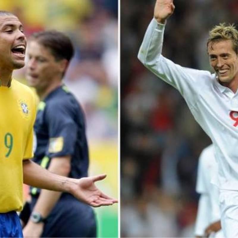 Ronaldinho es derrotado por un asesino y un ratero