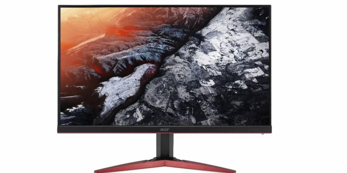 Tecnologia: Acer lança monitor gamer com tempo de resposta ultra veloz